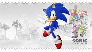 Sonic the Hedgehog Wallpaper by Super-Hedgehog on DeviantArt