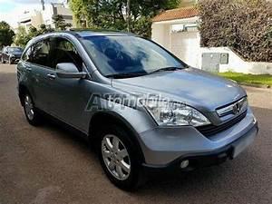 Honda Crv Essence : honda cr v essence 2008 occasion 117000km casablanca 35725 ~ Melissatoandfro.com Idées de Décoration