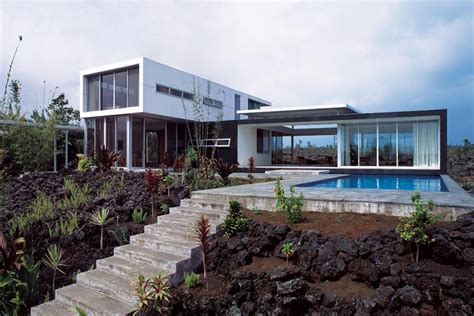 Hawaii Homes Built On Hardened Lava| Ecobuilding Pulse