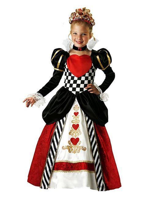 deguisement reine de coeur reine de cœur d 233 guisement enfant maskworld