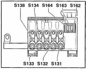 98 A4 Fuse Diagram