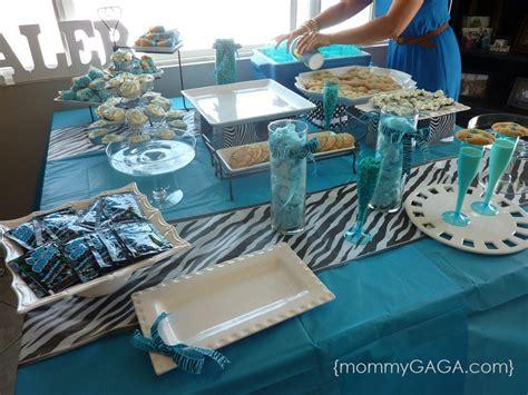 baby shower ideas for boys themes zebra blue unique baby shower theme for boys honey lime