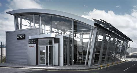 Car Showroom Design Construction