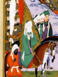 Military career of Muhammad - Wikipedia  Prophet