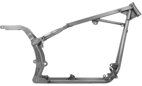 Kraft Tech Softail Style Frame For Twin Cam B Engine 30