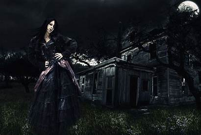 Goth Wallpapers Gothic Fantasy Dark Photoshop Cool