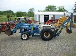 1986 Ford 1910 Tractor For Sale At Equipmentlocator Com