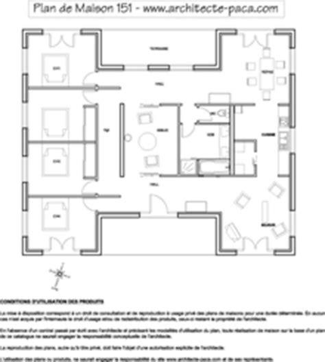 Plan Canapã Bois Plan Maison Bois De 5 Pièces Villad 39 Architecte 151