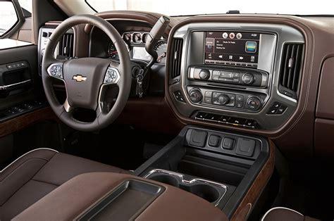 chevy silverado interior chevrolet 2020 chevy silverado 1500 interior changes