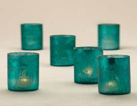 color gallery teal on graindesignerscom With kitchen cabinets lowes with blue glass votive candle holder