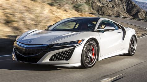Acura Nsx 1080p Wallpaper by 2018 Acura Nsx Wallpapers 183 Wallpapertag