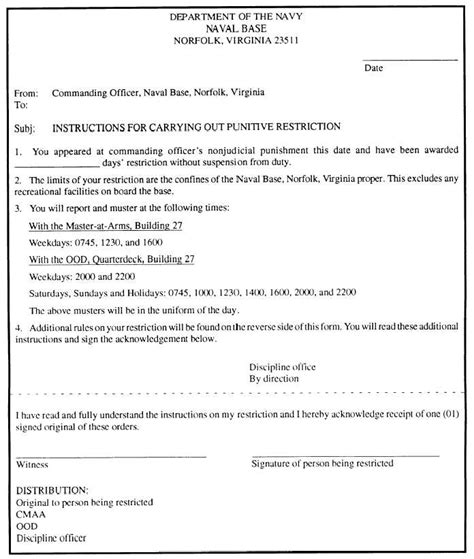instruction letter penn working papers