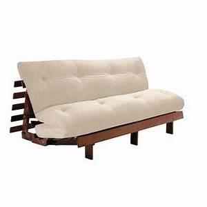 Banquette Lit Pas Cher : lit banquette futon 4 positions avec matelas pas cher meubles boulogne ~ Teatrodelosmanantiales.com Idées de Décoration