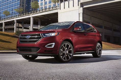 ford edge crossover 4 crossover utility vehicles cuv that are changing the game