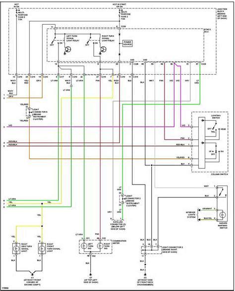 installing steer column 2003 mit lancer es 4dr 5 speed 4 cyl wiring is in need of repair has