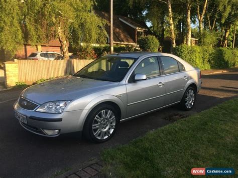 2005 Ford Mondeo Ghia X Tdci For Sale In United Kingdom