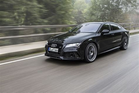 Audi Abt Sportsline Top Speed