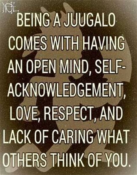 Juggalo And Juggalette Quotes