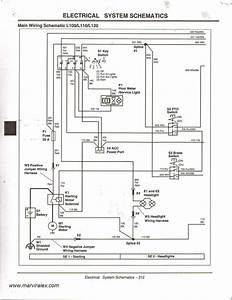 John Deere 100 Series Wiring Diagram