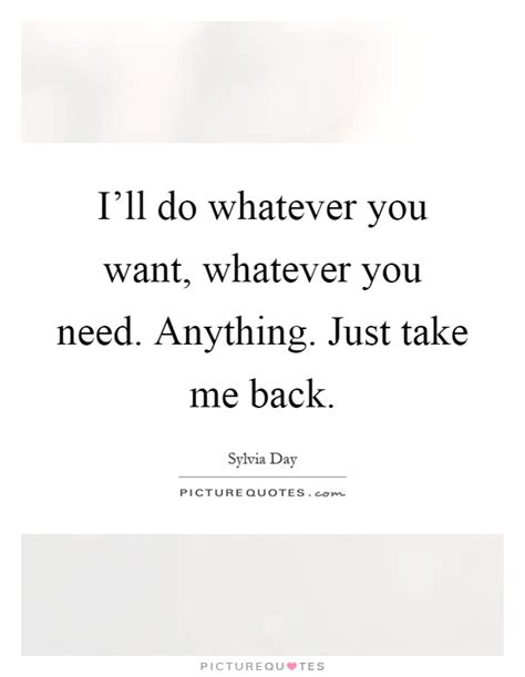 Take Me Back Quotes For Him