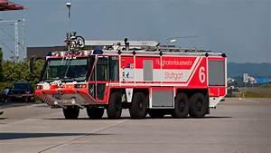 FileMAN Ziegler FLF 60 1 Airport Crash Tender Stuttgart