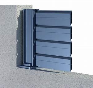 Lames Pvc Pour Cloture : brise vue aluminium au prix d 39 une cloture pvc ou cloture composite ~ Melissatoandfro.com Idées de Décoration