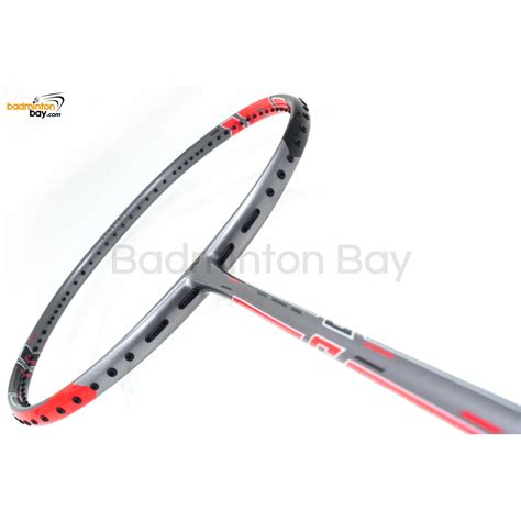 Yonex Duora 77 Black Red & Grey Badminton Racket Duora77