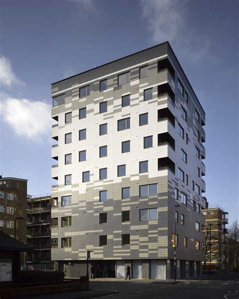 stadthaus murray grove housing  architect