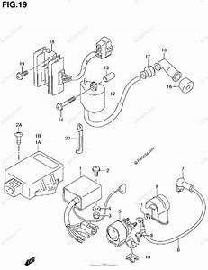 Suzuki Atv 2000 Oem Parts Diagram For Electrical