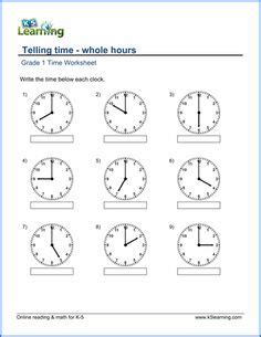 clock worksheets images clock worksheets time