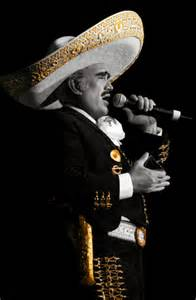 Vicente Fernandez Mexican