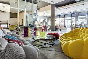 The mother city welcomes Roche Bobois - Elle Decoration