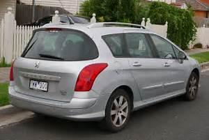 Peugeot 308 2010 : file 2010 peugeot 308 t7 xse hdi touring station wagon 2016 01 04 wikimedia commons ~ Medecine-chirurgie-esthetiques.com Avis de Voitures
