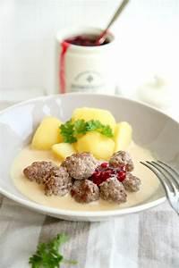 Köttbullar Soße Rezept : rezept k ttbullar mit rahmso e ~ Buech-reservation.com Haus und Dekorationen