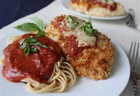 baked chicken parmesan recipe dishmaps baked chicken parmesan recipe dishmaps