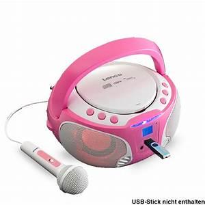 Cd Player Für Mädchen : karaoke m dchen stereoanlage mit cd player und lichteffekt audio technik audio hifi ~ Orissabook.com Haus und Dekorationen