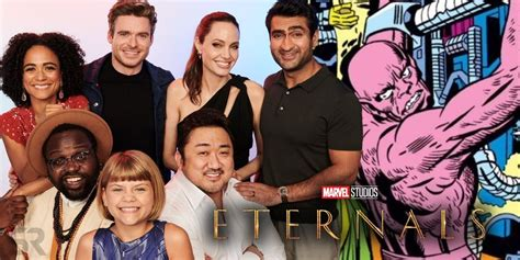 Eternals: Possible Funko Leak Reveals MCU Movie Villain ...
