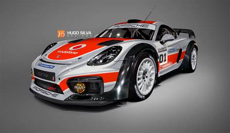 rally porsche wouldn 39 t it be awesome if porsche built this cayman gt4