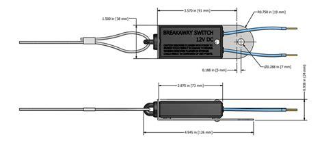 Break Away Kit Eagle Hydraulic