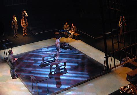 UW Whitewater Theatre/Dance Department » Equus