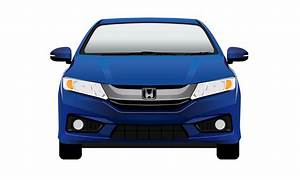 All New Honda City 2014 Vector Draft On Behance
