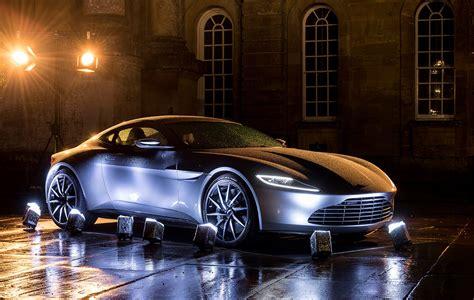 Built For Bond At Blenheim Palace