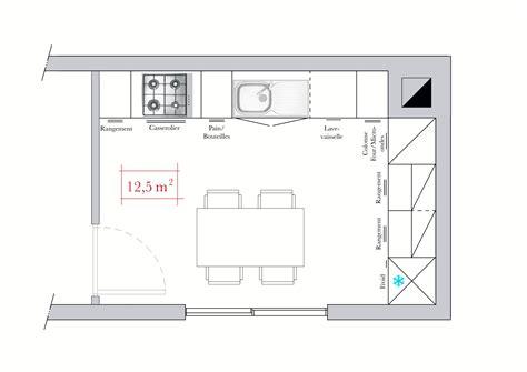 dimensions plan de travail cuisine conseils d 39 architecte 3 plans de cuisine en l