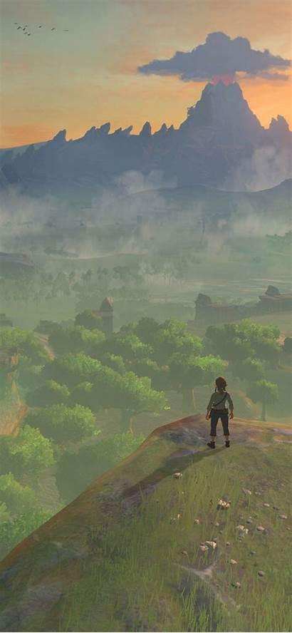 Iphone Wallpapers Phone Xs Breath Zelda Wild