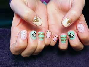 gel fingernã gel design gel chic nail styles