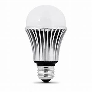 Led Light Bulbs : feit led 7 5 watt 40w dimmable a19 warm white 3000k ~ Yasmunasinghe.com Haus und Dekorationen