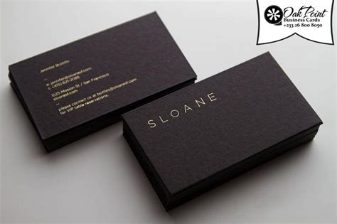 Business Cards | Oakpoint Ghana