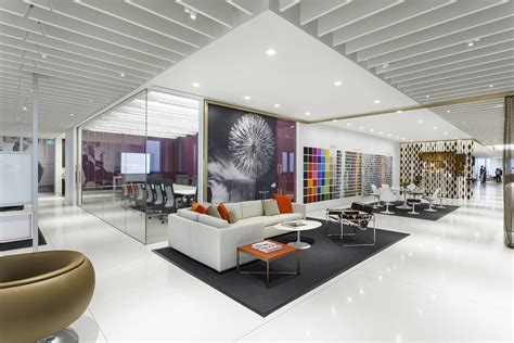 knoll houston offices  showroom architect magazine