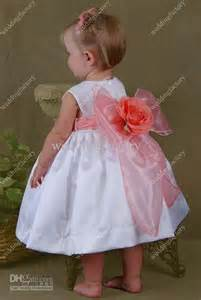 baby wedding dresses baby gowns from wedding dresses images