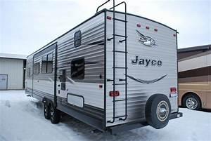 29 U0026 39  Jayco Jayflight Qbs Bunk House Luxury Travel Trailer Rental